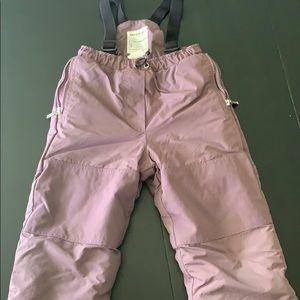 Snow pants 2T